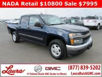 1-Owner New Vehicle Trade! LT 2.9 Crew Cab RWD. Towing