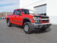 This 2008 Chevrolet Colorado LT w/1LT is proudly