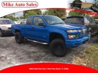 Options:  2008 Chevrolet Colorado Ls 4X4| |3-Point