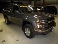 COLORADO REG CAB LT: 4WD!!..AUTOMATIC-ALLOY
