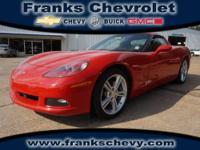 2008 Chevrolet Corvette 2 Dr Coupe Our Location is: