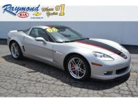 WOW ONLY 3 K MILES 427 Limited Edition Z06 (Body-Color