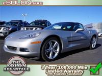 2008 Chevrolet Corvette 2dr Car CPE Our Location is: