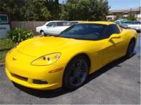 WOW! A 12K mile Corvette with the 6.2 Liter 430 H.P V8,