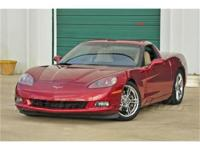 The 2008 Chevrolet Corvette saw a lot of changes over