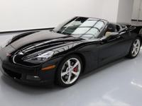 This awesome 2008 Chevrolet Corvette comes loaded with