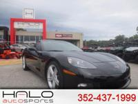 2008 CHEVROLET CORVETTE AUTOMATIC COUPE- IN SHOWROOM