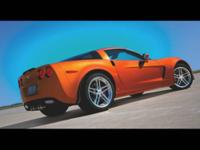 2008 CHEVROLET CORVETTE 2DR CPE with just 12524