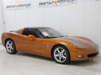 Check out this 2008 Chevrolet Corvette with only 11511