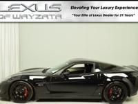 Options:  Engine|7.0L (427 Ci) Ls7 V8 Sfi |Leather
