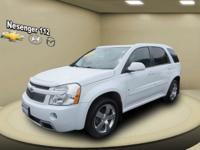 When you hop in this 2008 Chevrolet Equinox, recover