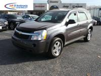 2008 Chevrolet Equinox Fwd Ls Body Style: SUV Engine: 6