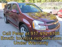2008 Chevrolet Equinox Sport AWD 4 door luxury truck in