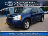 Options:  2008 Chevrolet Equinox Ls|Ls 4Dr Suv|This