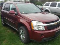 2008 Chevrolet Equinox LT. Serving the Greencastle,