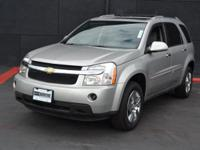 This 2008 Chevrolet Equinox 4dr AWD 4dr LTZ features a