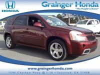 EPA 24 MPG Hwy/16 MPG City! CARFAX 1-Owner, Excellent