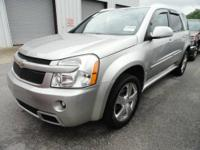 The 2008 Chevy Equinox is a stylish and comfortable