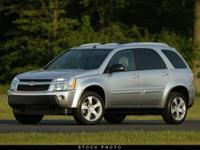 This 2008 Chevrolet Equinox 4dr FWD 4dr LS AWD SUV