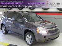 Online Special on this ready 2008 Equinox LS** Less