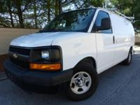 2008 CHEVROLET EXPRESS G1500, 4.3L V6, RWD, DOUBLE