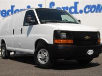 Options Included: N/AThis 2008 Express Work Van is for