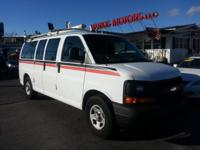 Drive away with this beautiful 2008 Chevrolet Express