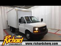Nice buy on this 1 ton truck with 12 foot box! Equipped