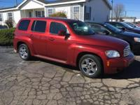 Options:  2008 Chevrolet Hhr Lt 4Dr Wagon W/1Lt|Red|All