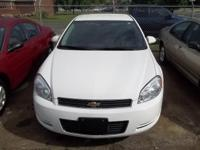 Options Included: N/AThis 2008 Chevy Impala is a former