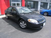 Options Included: N/AAMAZING!!!! 2008 CHEVY IMPALA LS