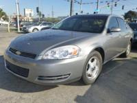 Year: 2008 Make: Chevrolet Model: Impala Trim: LS