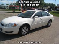 Options:  2008 Chevrolet Impala Very Clean Car Inside