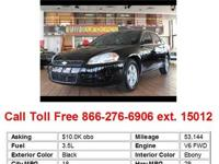 2008 Chevrolet Impala LT 4dr Sedan Sedan 4 Doors Blue