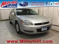 2008 Chevrolet Impala LT 3.5 L V6 ready for you! With