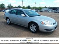 New Price! Silver 2008 Chevrolet Impala LT ***ALLOY