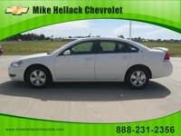 Options Included: N/A2008 CHEVY Impala 2008 White Chevy