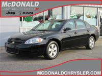 Options:  2008 Chevrolet Impala Lt W/3.5L Sedan|Miles: