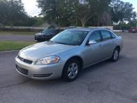 2008 Chevrolet Impala LT ONE OWNER, SUPER LOW MILES,