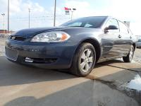 Options:  2008 Chevrolet Impala Lt 4Dr