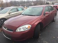 2008 Chevrolet Impala LT in Red Jewel Tintcoat, 16