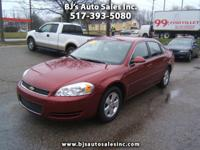 Options:  2008 Chevrolet Impala 0Nly 95000 Miles One