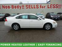 *** SUPER SHARP 2008 CHEVROLET IMPALA LT WITH HEATED