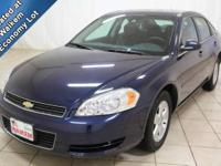 This 2008 Chevy Impala is a great money-saving vehicle