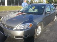 Options:  2008 Chevrolet Impala Lt|Silver|2008