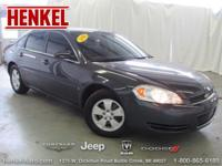 Options:  2008 Chevrolet Impala Lt W/3.5L|Black|Like
