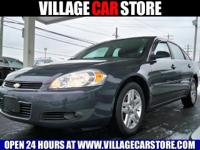 Options:  2008 Chevrolet Impala Lt|Miles: 125922Color: