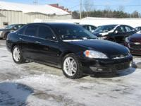 Options:  2008 Chevrolet Impala 4Dr Sdn Ltz|Roof -
