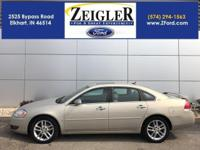 Just Reduced! LEATHER, LOCAL TRADE, MOONROOF. 28/18