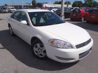 2008 Chevrolet Impala Sedan LS Our Location is: Dyer